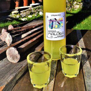 Limoncino verde naturale