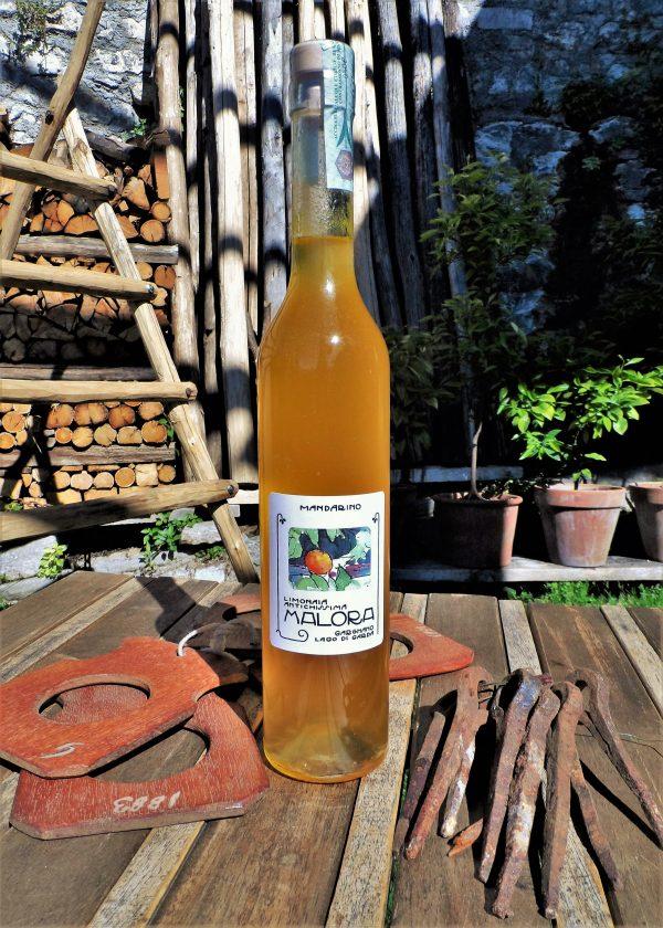 Liquore di mandarino naturale